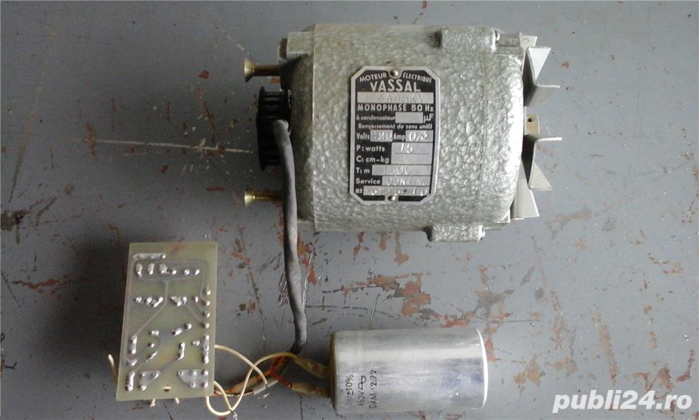 Motor,servis (functionare) continu