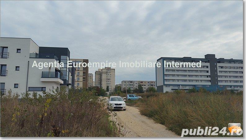 teren de vanzare Constanta zona Campus cod vt 576