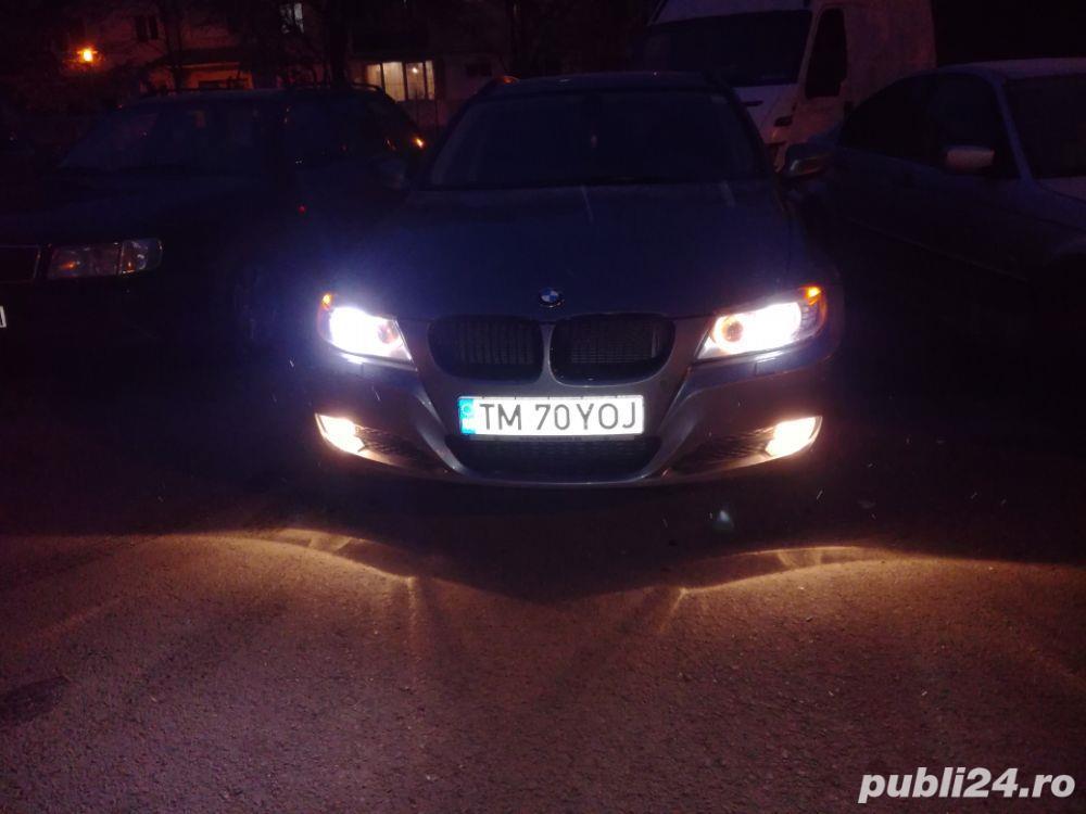 BMW E91 An 2010 euro 5 propietar unic pret  fix 6500 eu
