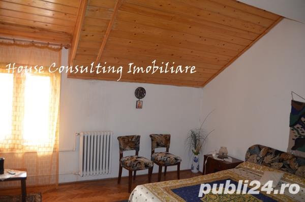 Apartament cu 2 camere in vila D+P+2E+M, Busteni-zona Valea Alba