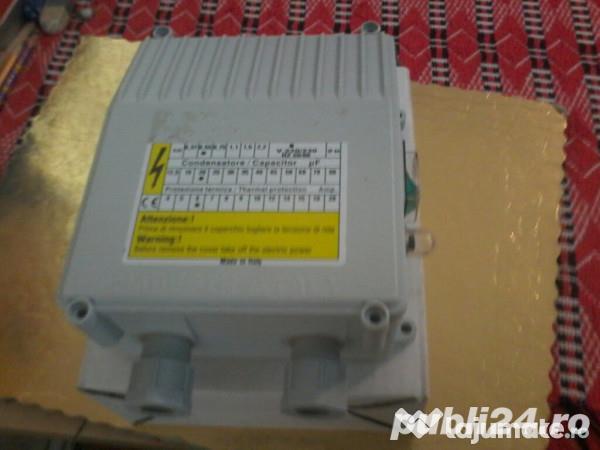 Tablou Electric(Control Box KW 0,55)