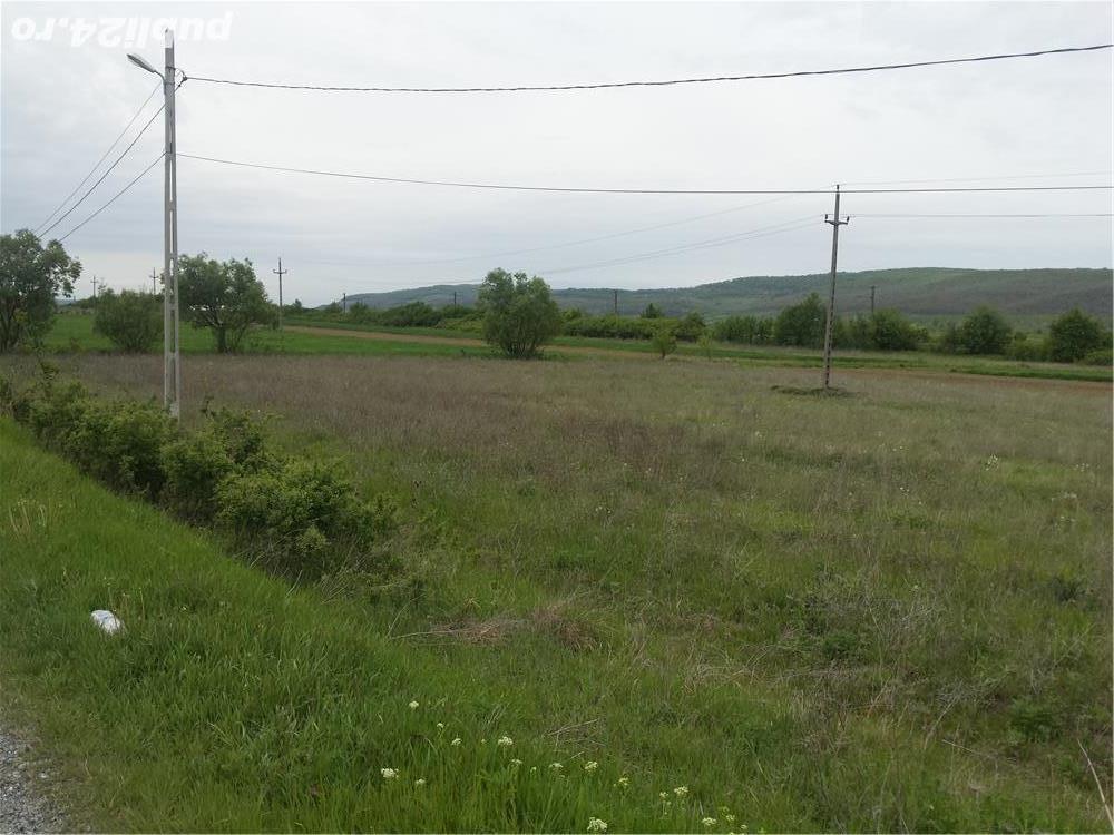 Vanzare  terenuri constructii  5532 mp Mehedinti, Strehaia  - 33192 EURO