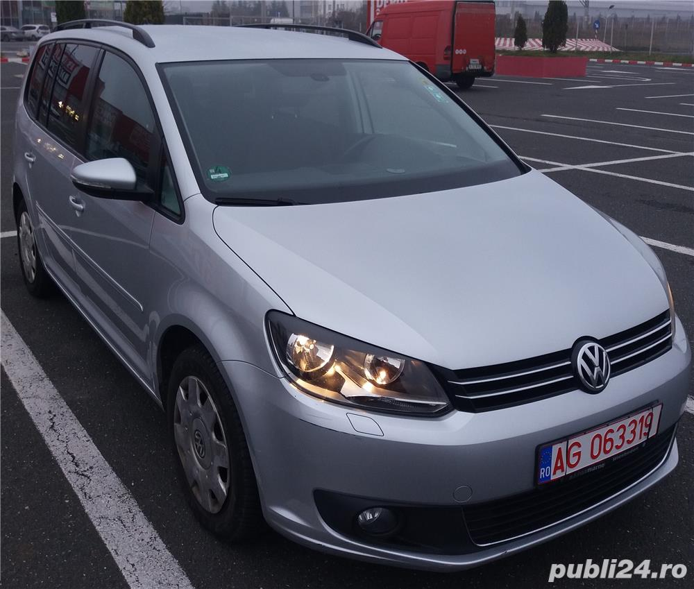 Vw Touran----6300€+tva---euro5
