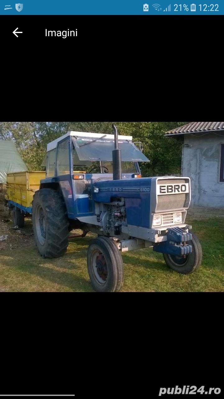 Tractor ebro-6100