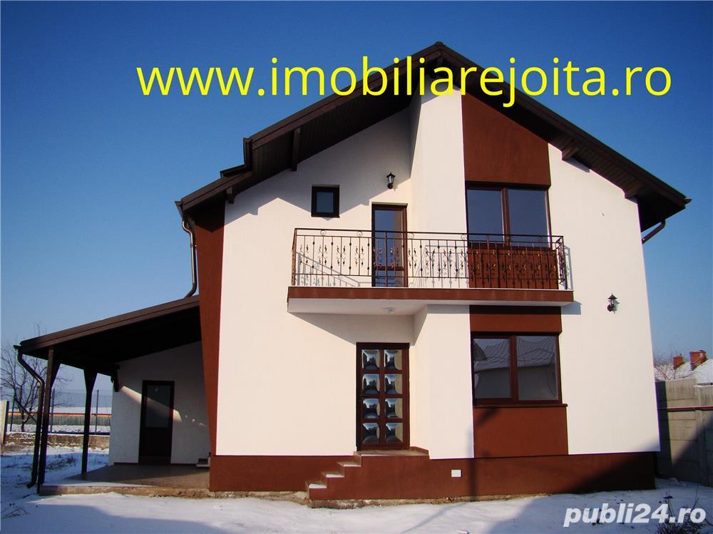 Casa ta la cheie, 500 mp teren, 5 camere, cu terasa si pivnita, direct dezvoltator Imobiliare Joita