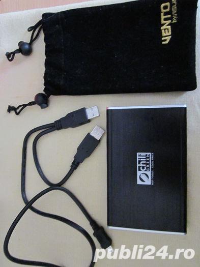 """Hdd extern 320Gb usb 2.0. (2.5""""), model chili GREEN Festplatte"""