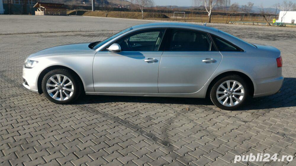 Audi A6 Stage 2 cu 300cp