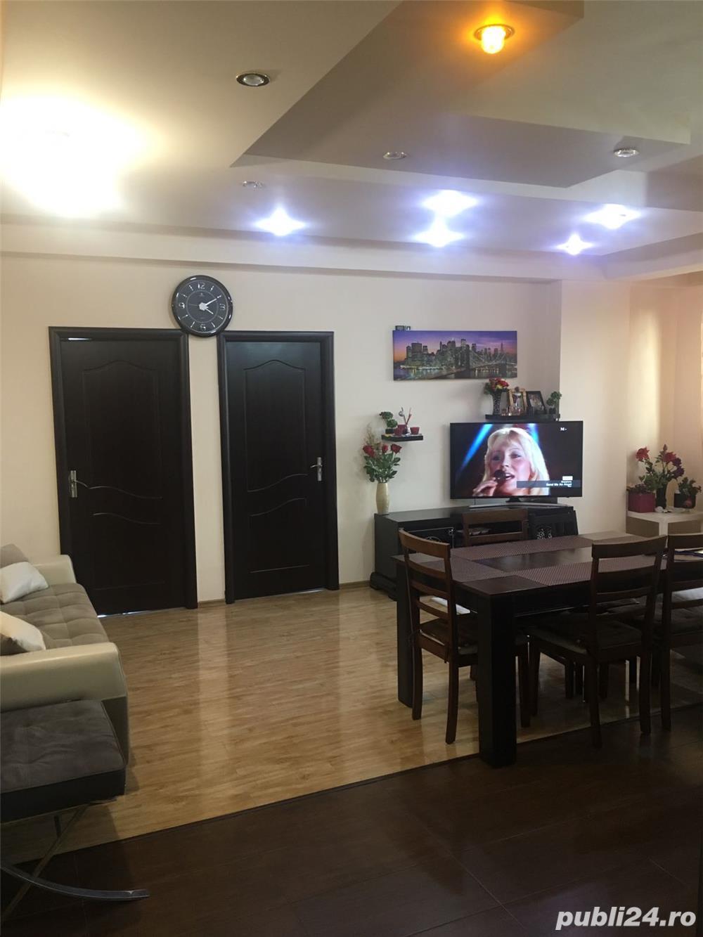 Apartament 3 camere, vedere Lac Grivita, Bucurestii Noi, Damaroaia, sector 1