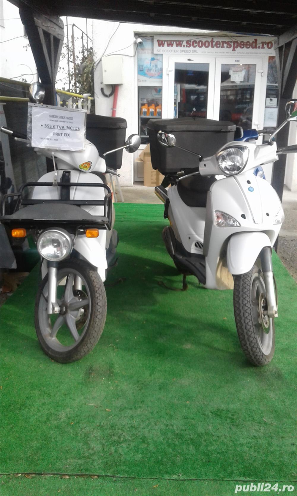 Piaggio Piaggio Liberty 125cc