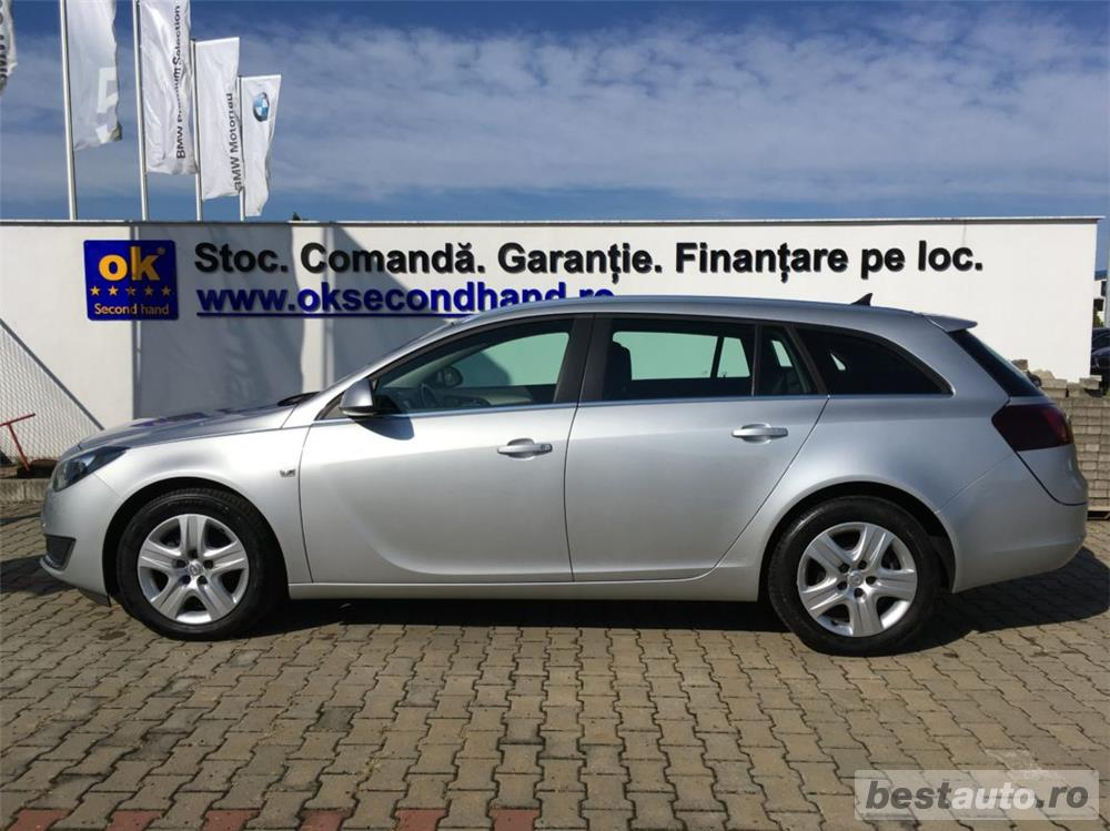 Opel Insignia ST | 2.0CDTI | AT6 | Xenon | Navi | Senzori parcare | Scaune incalzite | Clima | 2013