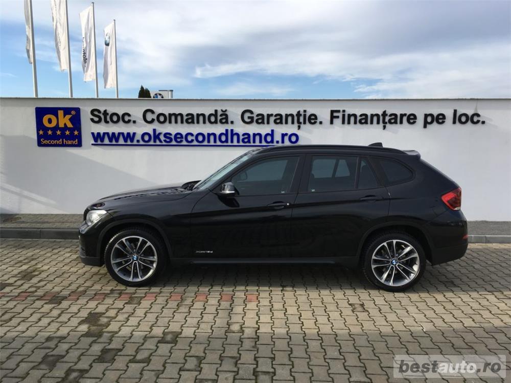 BMW X1 | xDrive | 2.0D | Sport Line | Automat | Navi | Senzori Parcare | Xenon | Clima | 2012