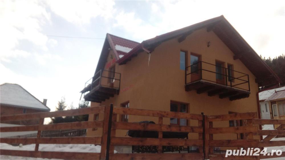 Casa Aurici cabana Vatra Dornei