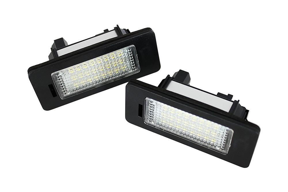 Lampi LED numar BMW E90 E60 E39 F30 F32 F36 F10 E70 E71 E72 F80