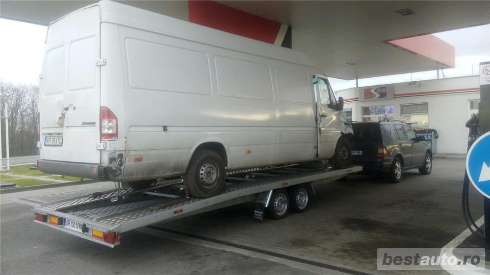Inchirieri platforme auto pentru dube prelate sau camionete