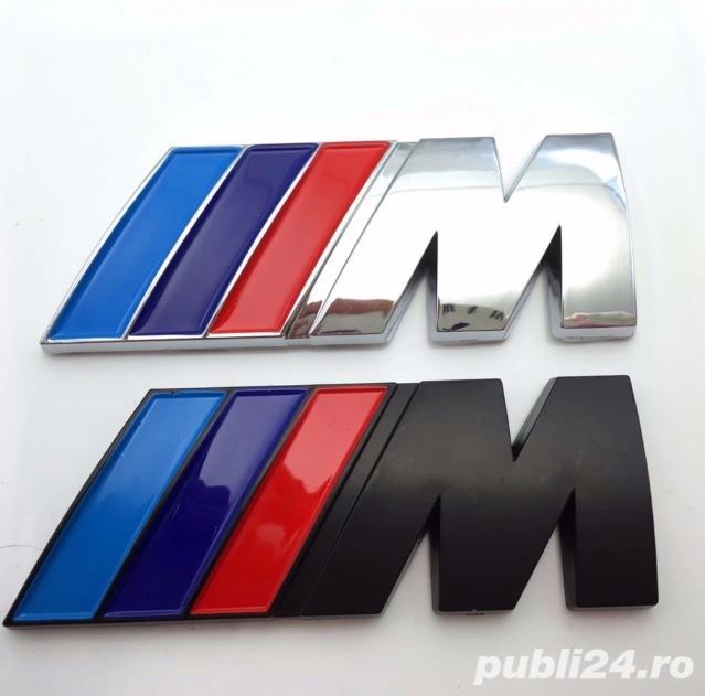 Embleme BMW M power M Performance sticker