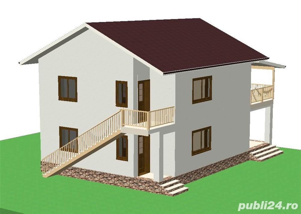 FARA COMISIOANE casa cu 3 camere model Duplex curte separata finisaje utilitati LA CHEIE 2018
