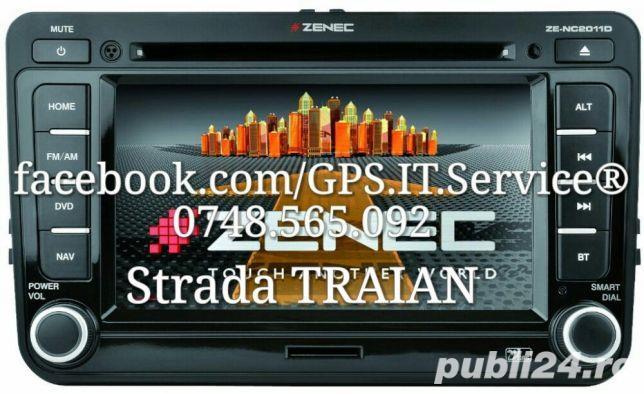 Actualizare GPS Harti Navigatie Zenec 2011D
