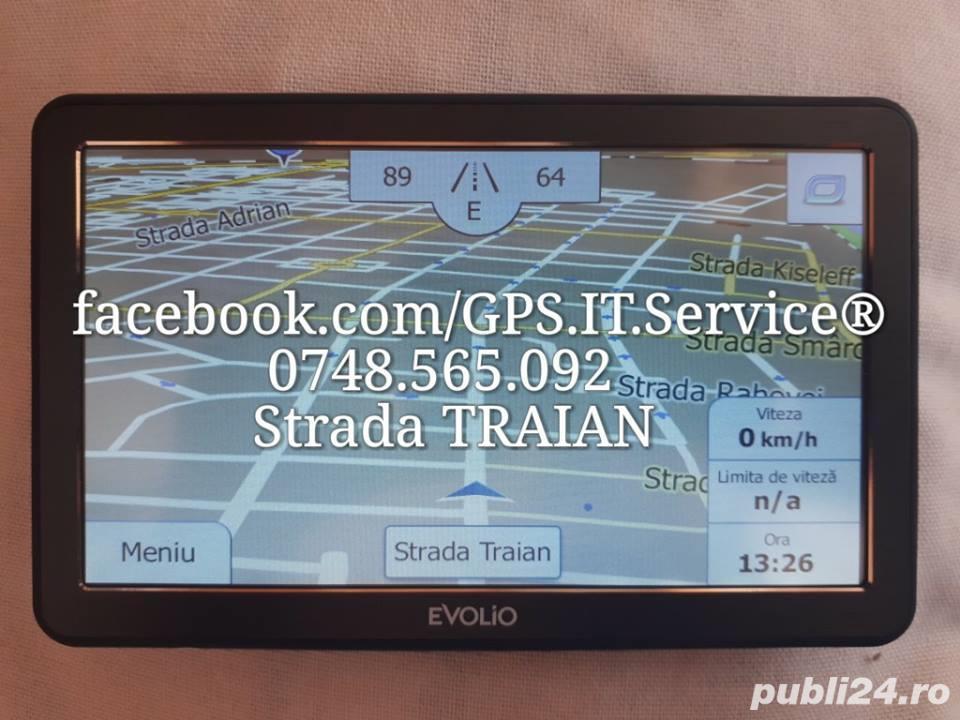 GPS Actualizare harti tir camion microbuz autobuz 2017