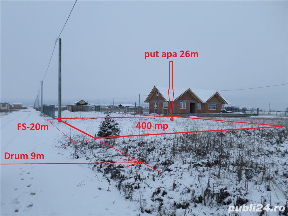 Loc de casa Sanpetru 400 mp cu utilitati