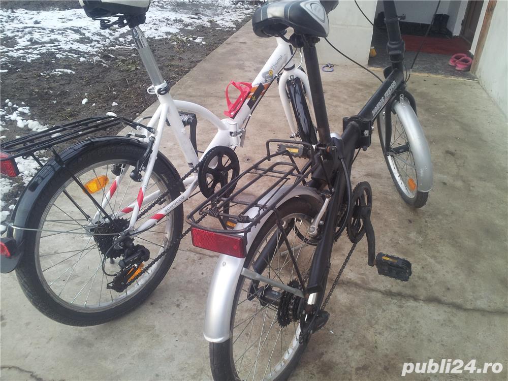 Biciclete pliabile pt adulti sau copii