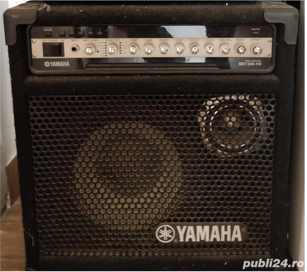 Combo Yamaha - Amplificator 500W