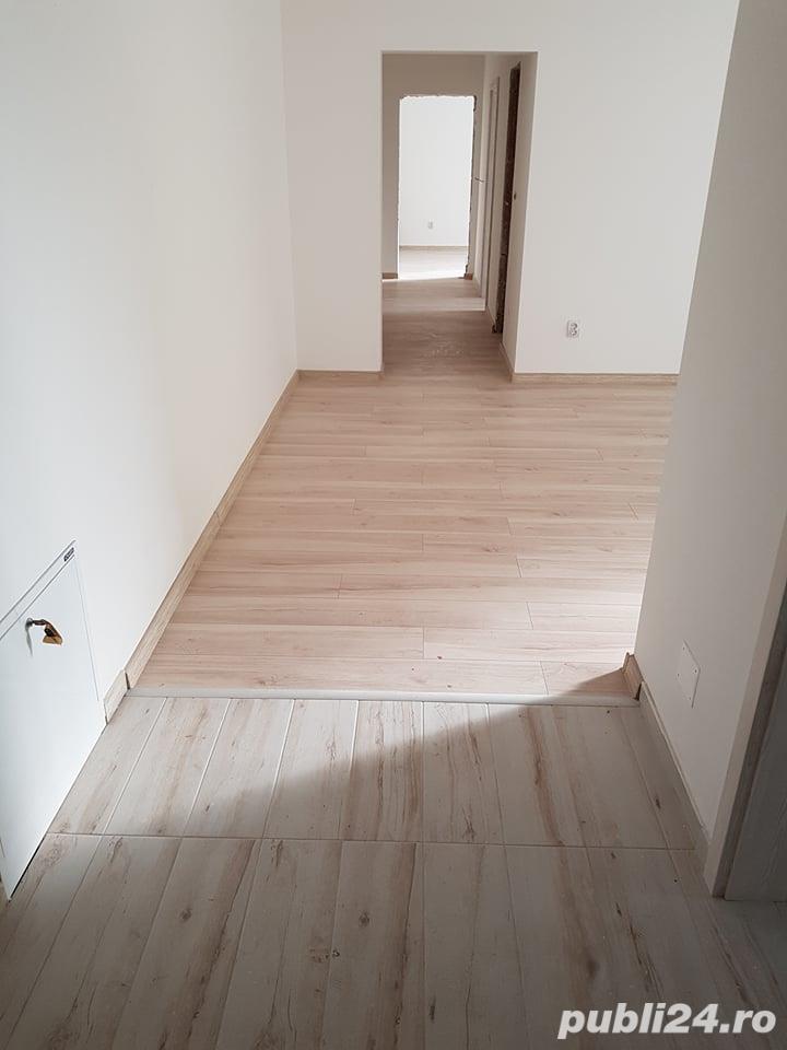 Apartament 3 camere la cheie nou