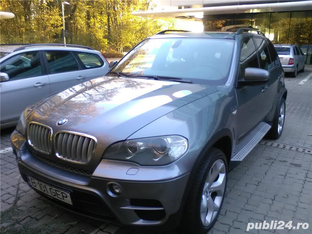 BMW X5 4.0D ....