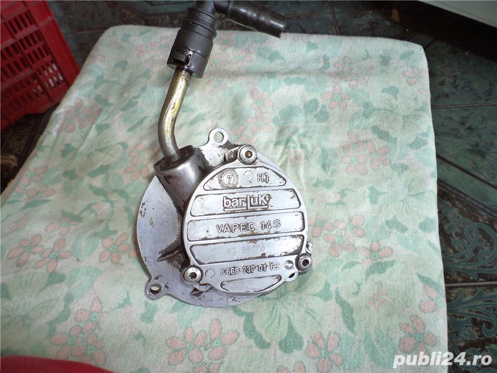 pompa vacuum mercedes  A class w168  si mercedes vaneo