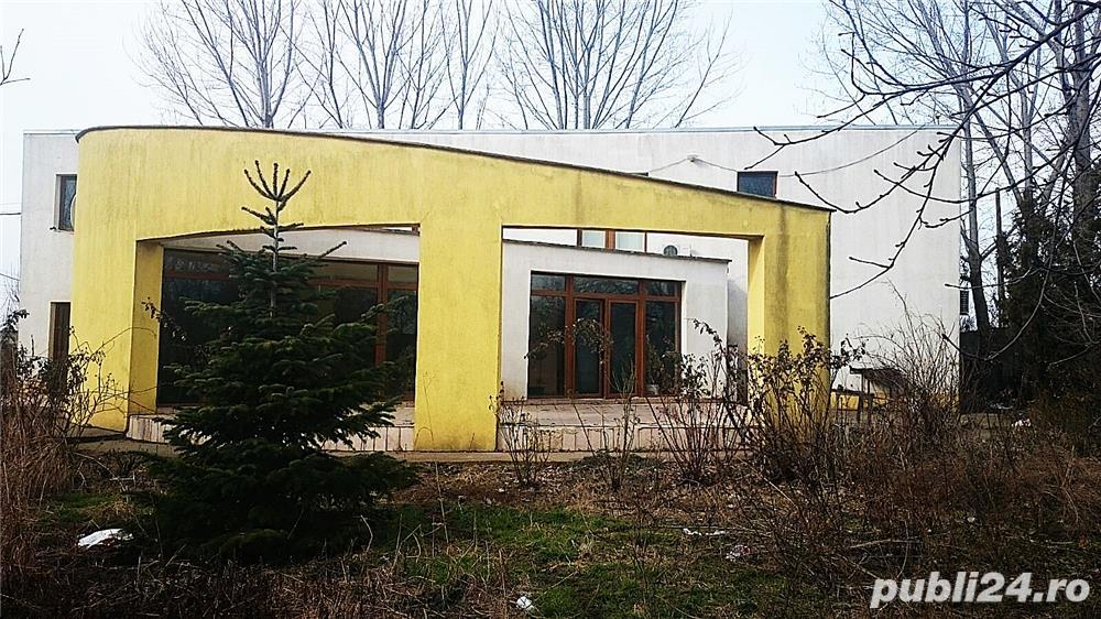 Vand casa Giurgiu - 276 mp + teren 4165 mp