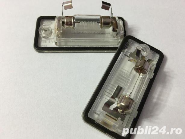 Lampi numar Audi A4 B6 B7
