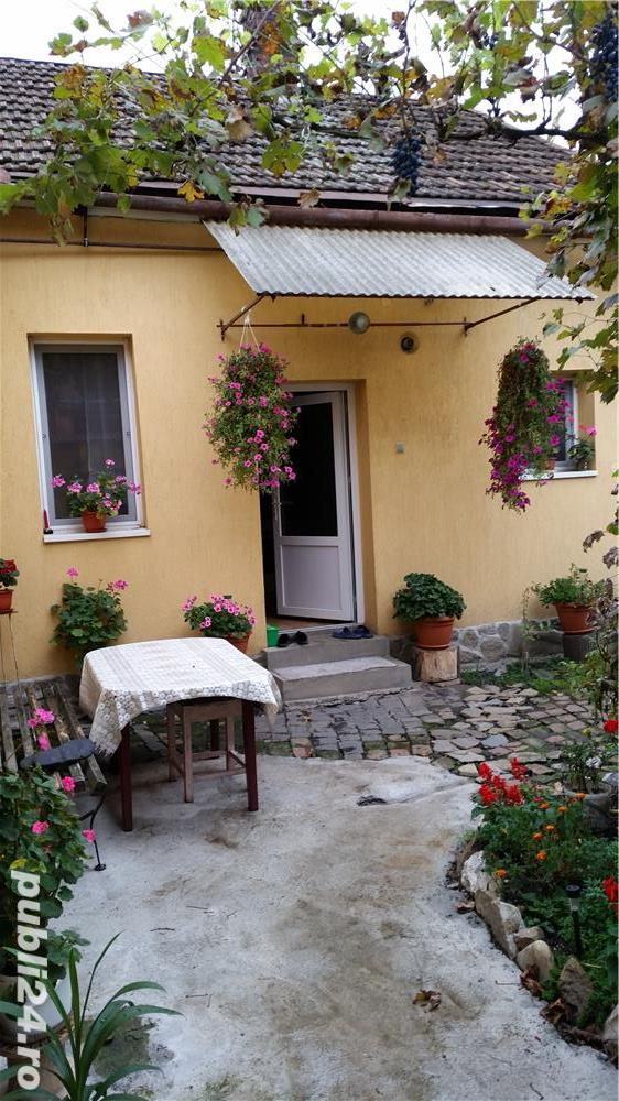 Casa + curte + gradina de vanzare in Resita proprietar