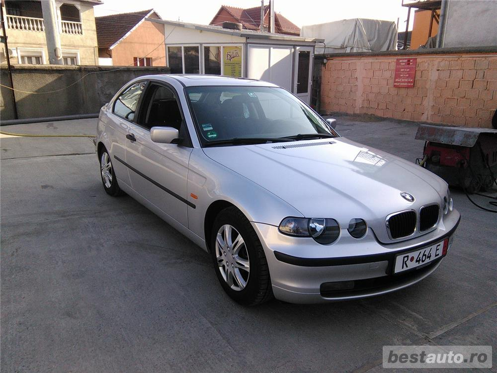 BMW 316 - Inmatriculat