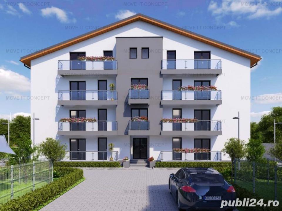 Apartament Magurele bloc NOU