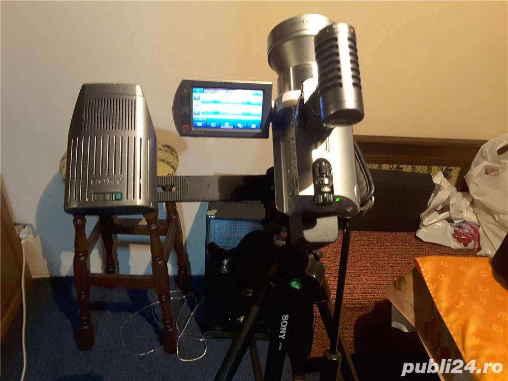 Camera SONY plus accesorii