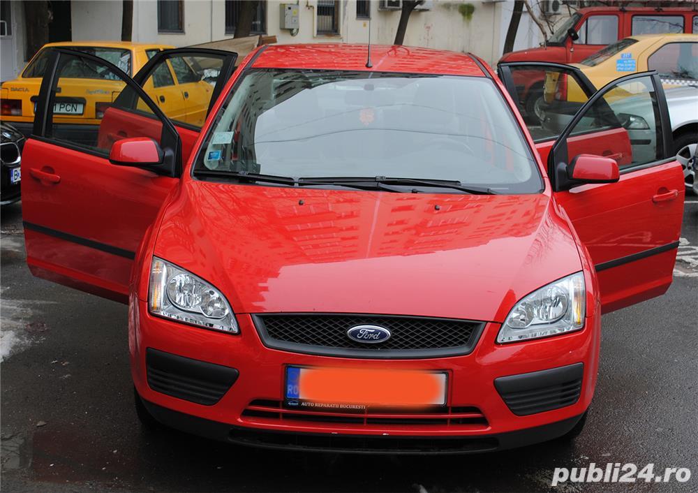Ford Focus MK2 - 1.6 TDCi - 2007 - 150.000 km - Cutie Automata - 110CP