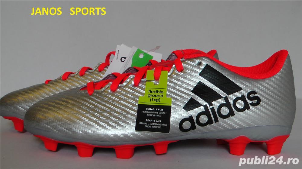 Ghete fotbal crampoane NOI Adidas X16,4 marimea 42
