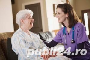 Plecari in Ianuarie 2020-Februarie 2020 pentru a lucra ca si infirmier, asistent medical in Uk