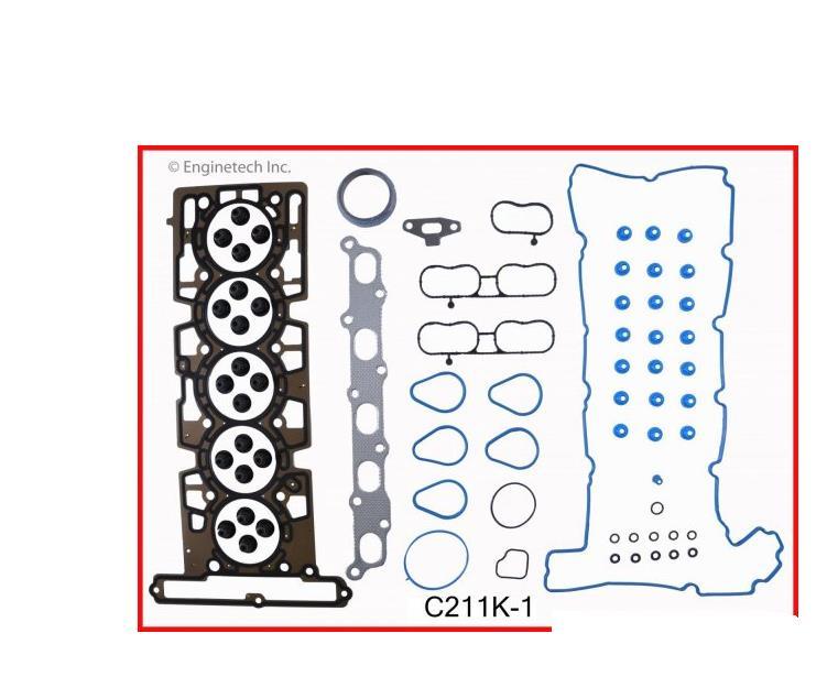 Set garnituri motor Hummer H3