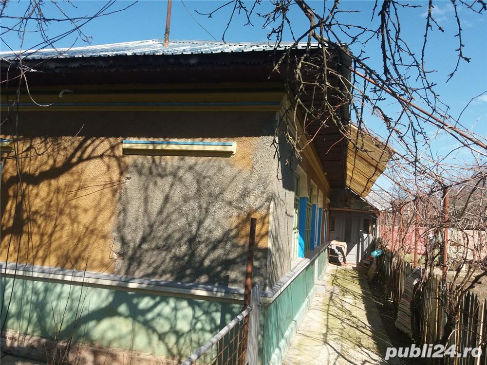 Vand casa Vlad Tepes-Comana, 1000 mp teren, 90000 RON