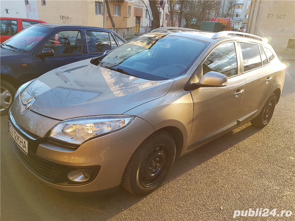 Renault Megane III 1.5 DCI 90 CP ECO2 EURO 5