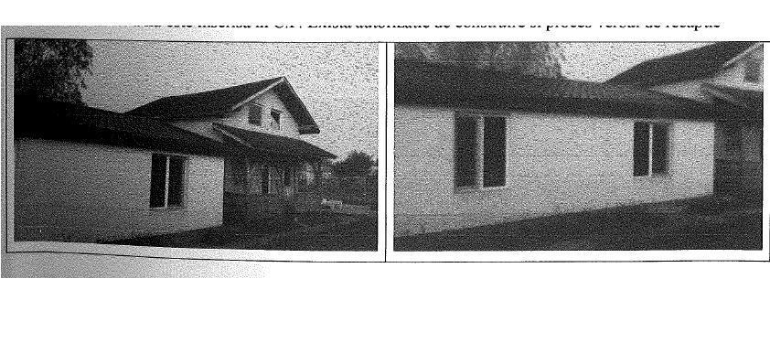 vanzare la licitatie Casa 72 mp, dependinte 167 mp si teren 1578 mp Domnesti Ilfov