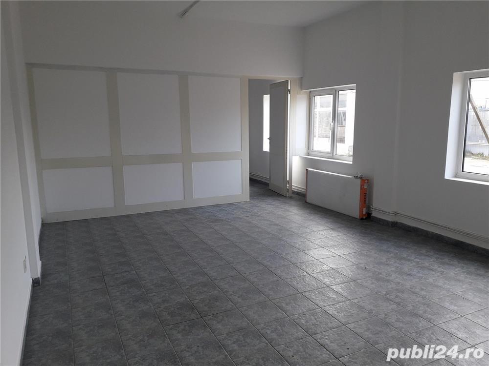 SPatiu COmercial/Depozit/Birou- intrare din strada- S=50mp- Langa Timisoara - Giroc.