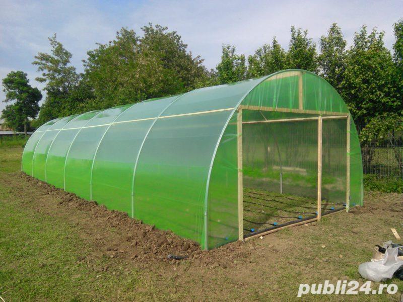 Folie Solar pentru 2 sezoane Solanum, Folie pentru sere, 20% Reducere