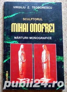 Sculptorul Mihai Onofrei, Virgiliu Teodorescu, 2003