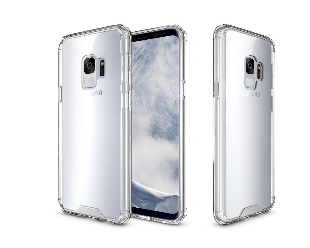Husa Samsung S9, subtire, tpu, protectiva, transparenta, gd616