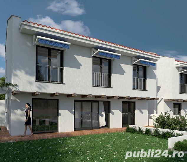 Vanzare vila Corbeanca,langa padure, 121000 euro