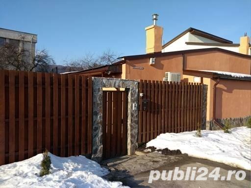 Vand casa vacanta, regim hotelier, rezidenta - Brasov 42 mp, - smart house - mobilata integral lux