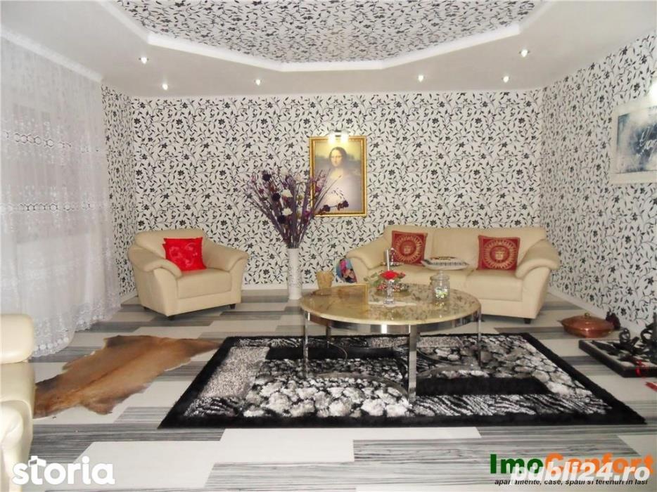 Vila 5c , 227 mp UTILI,P+1+M,schimb cu apartament in Iasi
