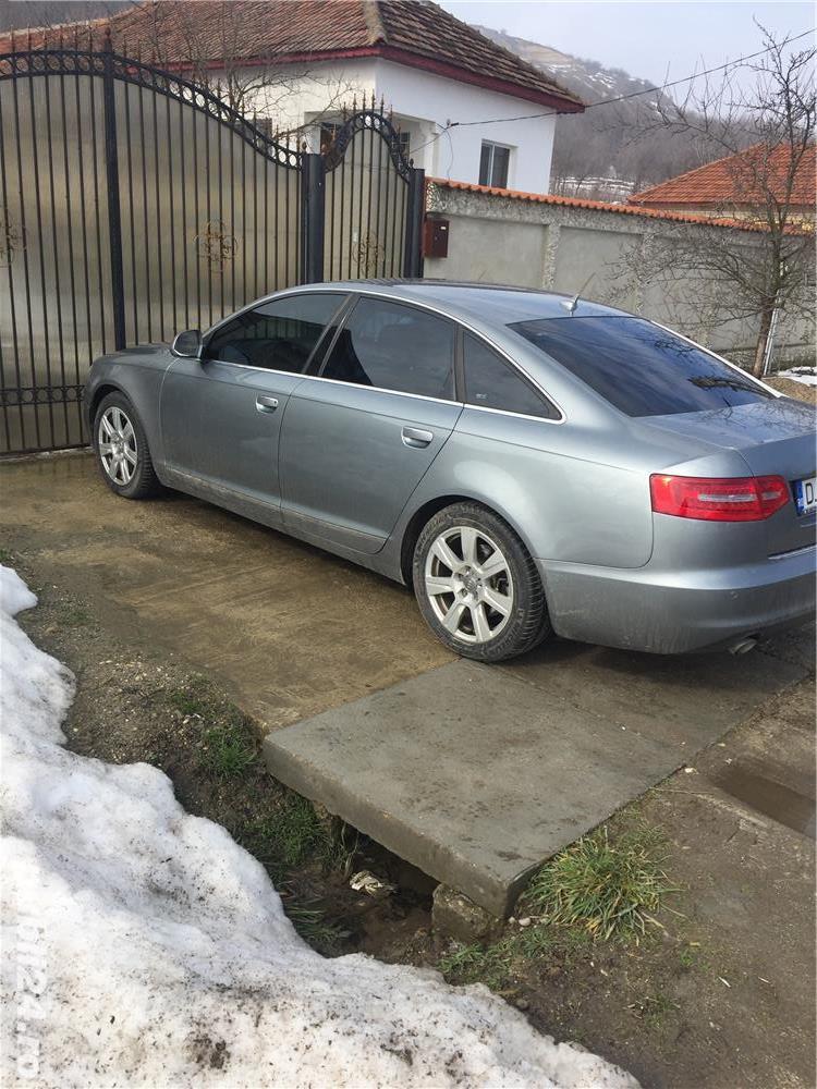 Audi A6 vand sau schimb cu masini mai ieftine+ diferenta