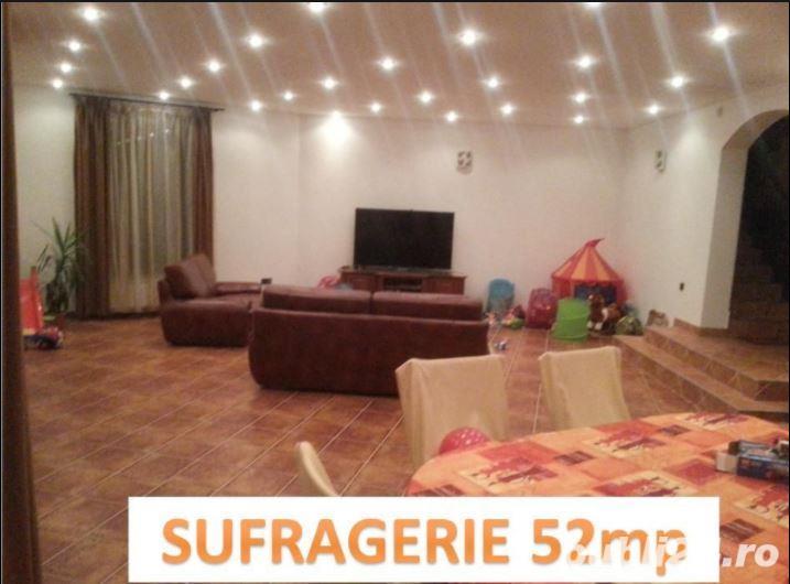 Cal. Urseni, 230 m2, garaj dublu cu telecomanda, 700m2 , porotherm, Bramac, gard ECOSYSTEME, alarma